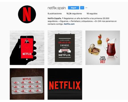 Miles de personas caen en la trampa de perfiles falsos de Netflix
