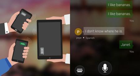 Microsoft Translator añade Conversaciones, para traducir en tiempo real charlas en grupo