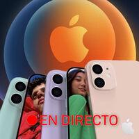 iPhone 12: sigue en directo y en vídeo la presentación de hoy con nosotros [finalizado]