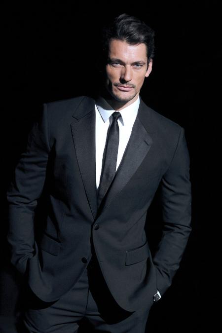 David Gandy Suit