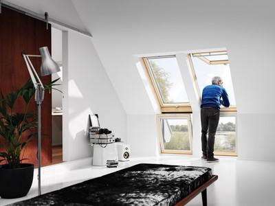 VELUX: así es la ventana de tejado del futuro