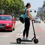Preocupación sobre ruedas: 273 accidentes con patinetes eléctricos en España en 2018, la mayoría provocados por los patinadores