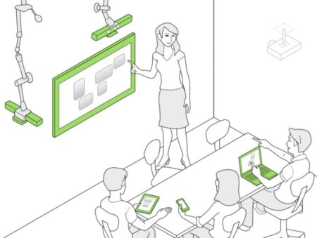 Compartir contenido con gestos: no es ciencia ficción sino Kinect