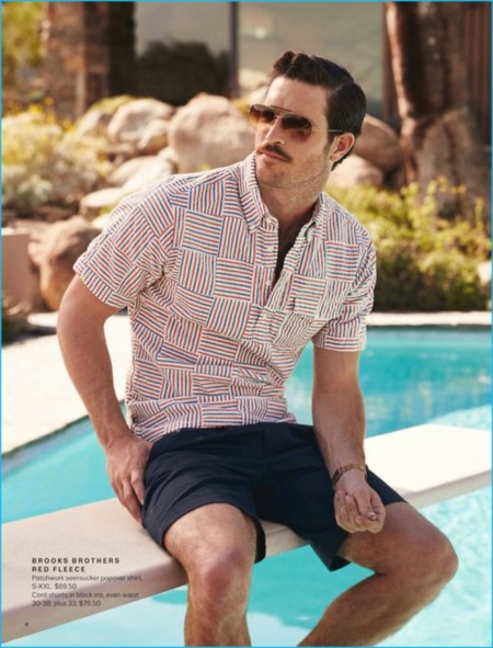 Lord Taylor 2016 Summer Mens Catalogue 005