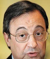 Florentino Pérez ha encontrado sinónimo de control
