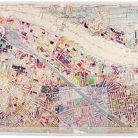 La salvaje destrucción de Londres por los bombardeos nazis, explicada en mapas