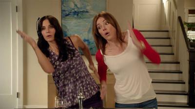 La quinta temporada de 'Cougar Town' arrancará el 7 de enero y contará con cameo de Matthew Perry