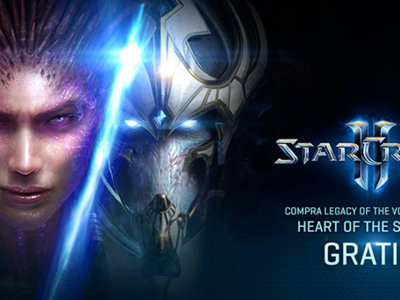 Blizzard esta regalando Heart of the Swarm en la compra de Legacy of the Void