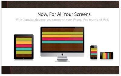 Cuptakes, fondos de pantalla ilimitados para tu Mac