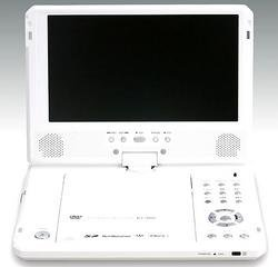 BDP-1880W, DVD portátil de 8.5 pulgadas