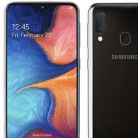 Samsung Galaxy A20e: Samsung lleva el apellido 'essential' a su gama de entrada