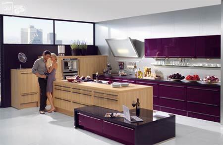 Decoración de cocinas: El color. ¿Cómo elegirlo? (II)