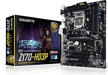 Placa Base Gigabyte 2