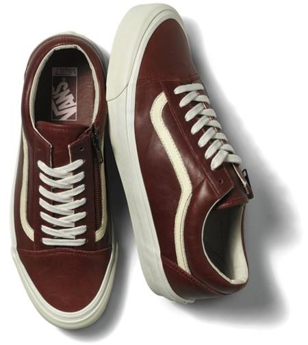 Vans Old Skool Zip Lx