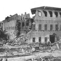 La guerra más corta y absurda de la historia: la del Imperio Británico contra Zanzíbar