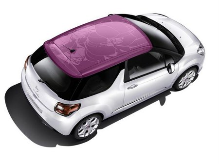 Colorines veraniegos para el Citroën DS3