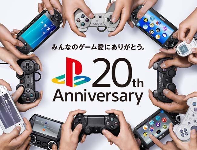20 años de historia de PlayStation con sus grandes momentos