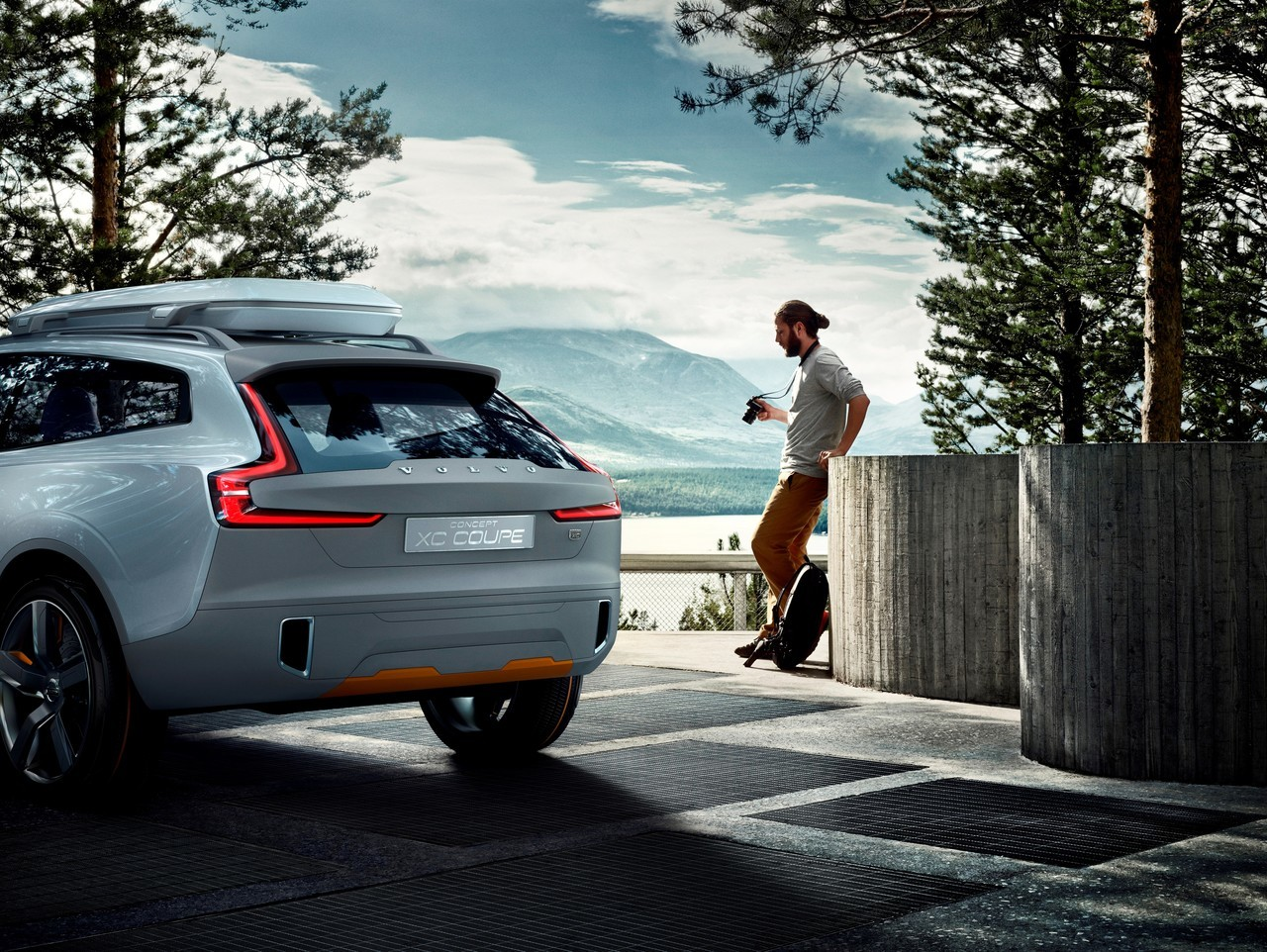 Foto de Volvo XC Concept (14/64)