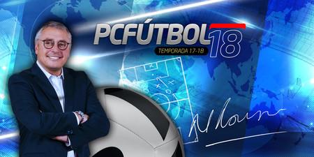 Cuando Michael Robinson fue la imagen de PC Fútbol, el juego de deportes español más exitoso de la historia