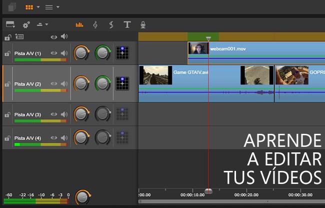Aprende a editar tus vídeos con Windows