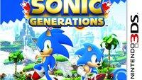 'Sonic Generations'. Fecha para Nintendo 3DS