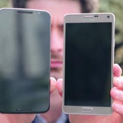 Foto 2 de 6 de la galería nexus-6-vs-note-4 en Xataka Android