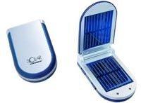 Cargador solar para móviles, MP3, PDA's...