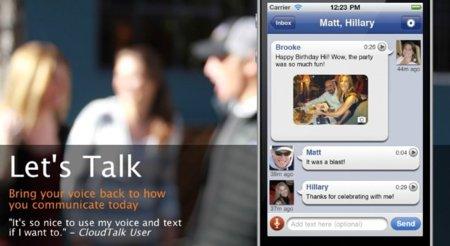 CloudTalk se presenta como una nueva alternativa para los mensajes en grupo