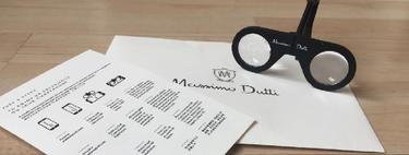 Comprar a través de la realidad virtual ya es posible en Massimo Dutti