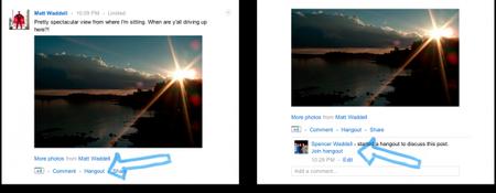 Google + mejora las quedadas, ¿te animas a probarlas?