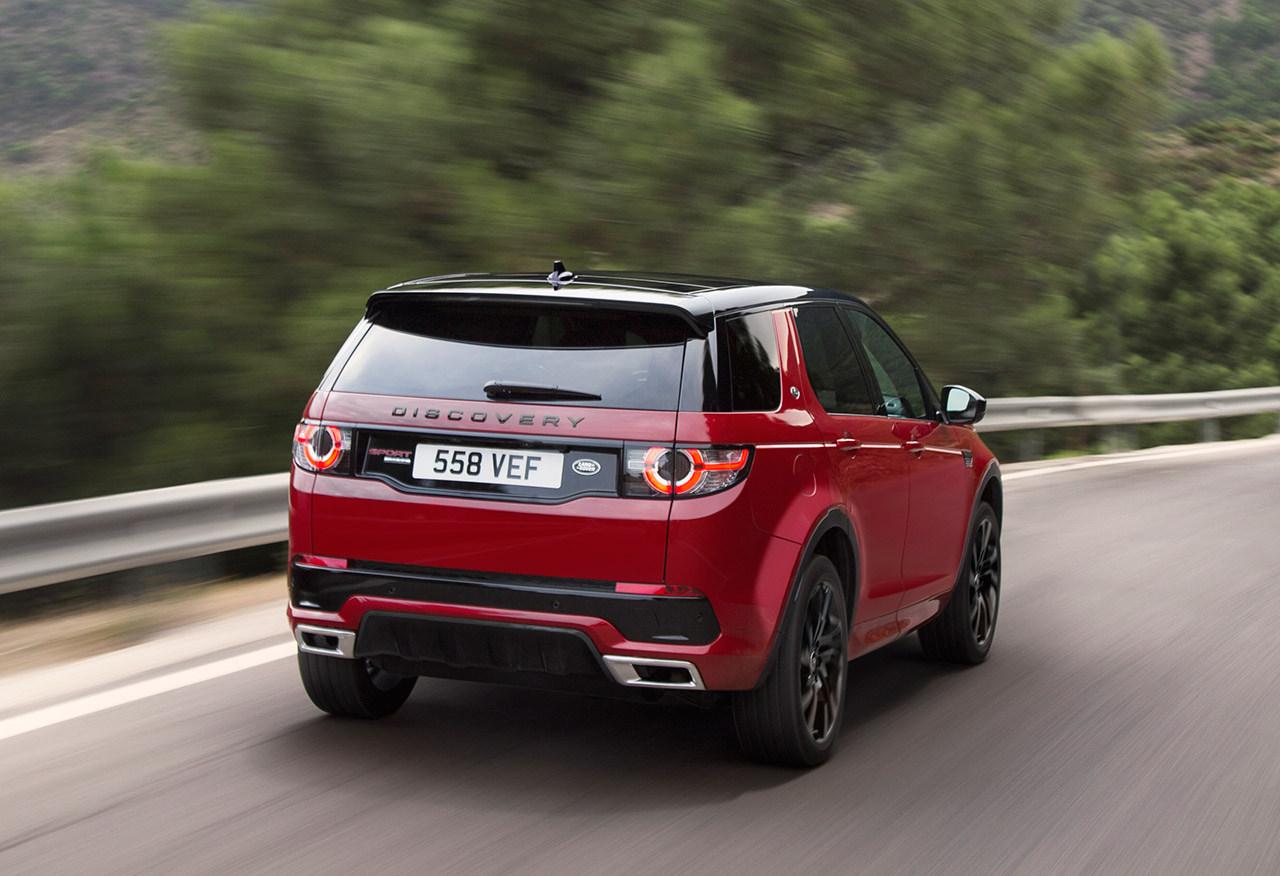 2016 land rover 2017 2018 best cars reviews. Black Bedroom Furniture Sets. Home Design Ideas