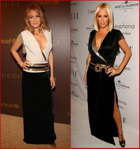 Vestido de Gucci: ¿Blake o Jenny?