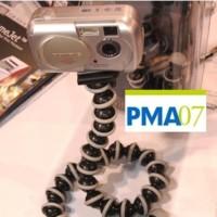 PMA 2007: GorillaPod, nueva versión con solo una pierna