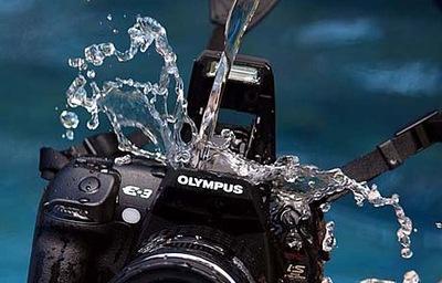 Olympus se pone de rebajas ofertando la E-3