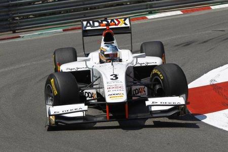 GP2 Series Mónaco: victoria de Charles Pic en una carrera relativamente accidentada