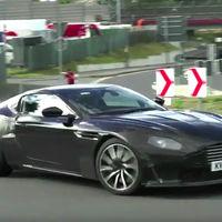 Así de bien suena el Aston Martin V8 Vantage con motor AMG