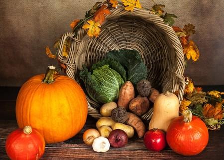 Las verduras de temporada en otoño: conoce sus propiedades e inclúyelas en tu dieta con estas recetas