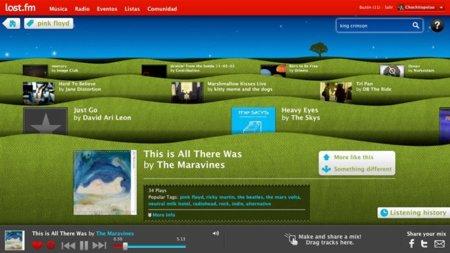 Discover de Last.fm, una atractiva forma de descubrir nueva música