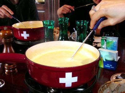 Cómo hacer una fondue de queso perfecta