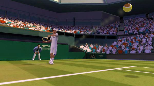 Foto de Grand Slam Tennis (1/10)