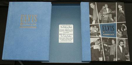 Elvis Presley, Libro edición limitada
