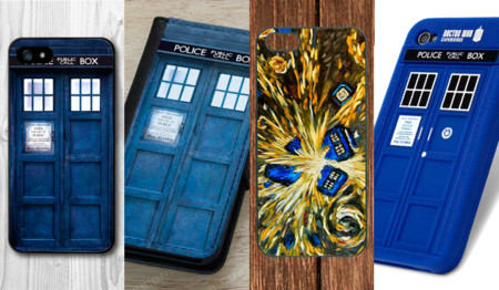 Fundas iPhone Doctor Who