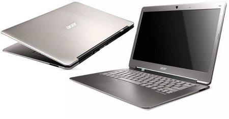 Acer Aspire S3,  los primeros modelos de ultrabook en llegar al mercado español