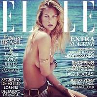 Un día en la vida de Bar Refaeli: playa, gym y portada de Elle