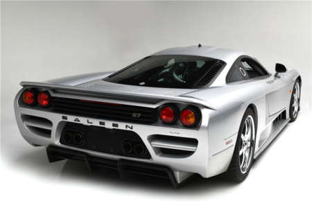 Saleen S7 Barret Jackson 1