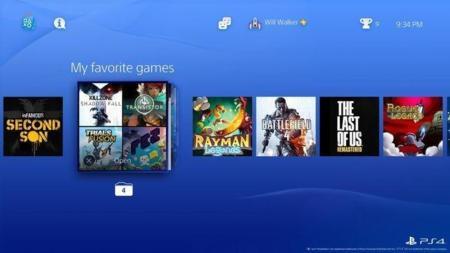 Se filtran las novedades de la próxima actualización de PS4