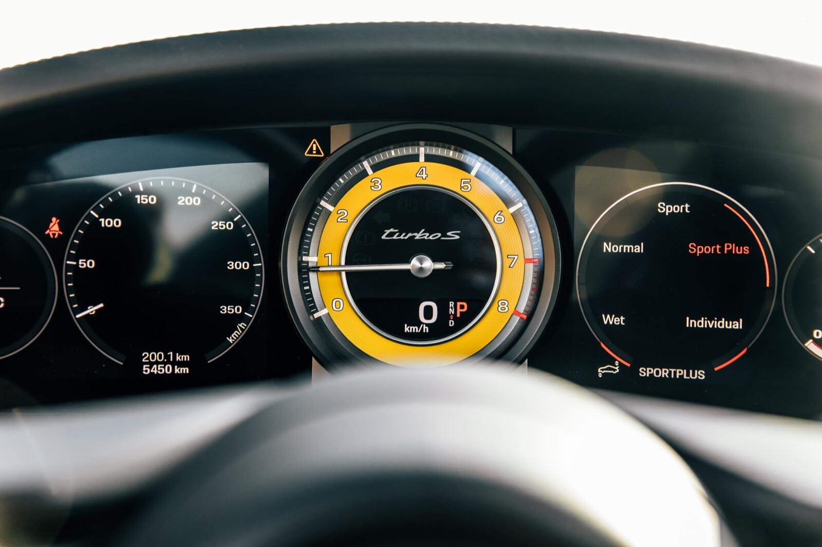 Foto de Porsche 911 Turbo S (Prueba) (7/45)