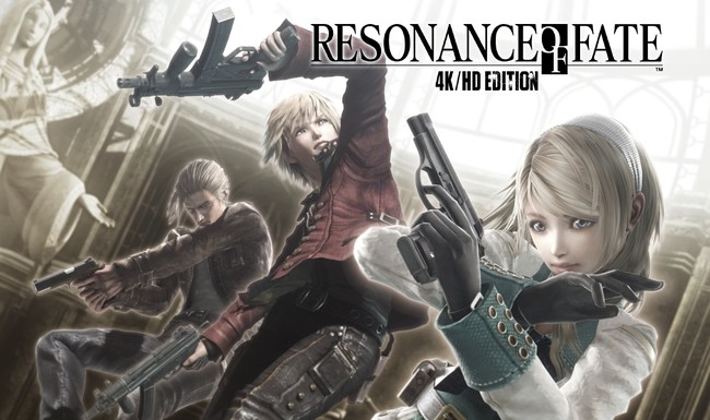 Resonance of Fate 4K / HD Edition se luce en diez minutos de gameplay dedicados a su jugabilidad [TGS 2018]