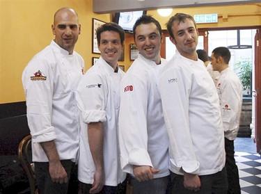 Asociación de cocineros españoles en Hong Kong