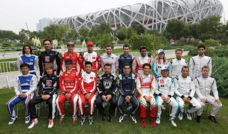 Pilotos Beijing Eprix Formula E